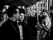 30th Annual Rock And Roll Hall Of Fame Induction Ceremony - Alternative Views