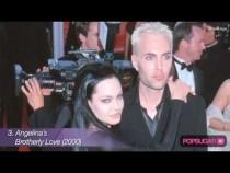 Angelina Jolie & James Haven