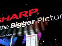 Sharp Unveils Another Bezel Less Smartphone Concept