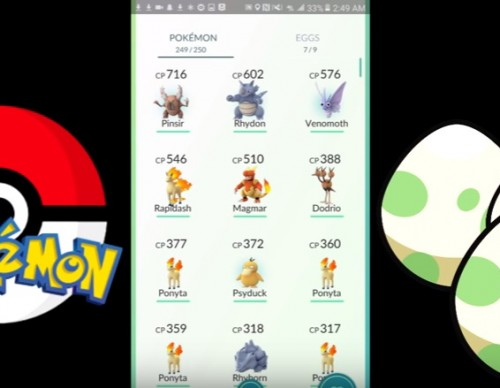Pokemon Go News And Update: How The Mass Transfer Button Ease Your Pokemon Transfer Activity