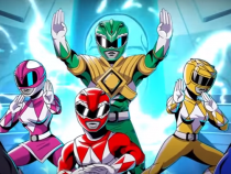 Mighty Morphin Power Rangers Mega Battle Game Trailer (New York Comic Con Announcement)