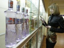 Alcohol vaccine