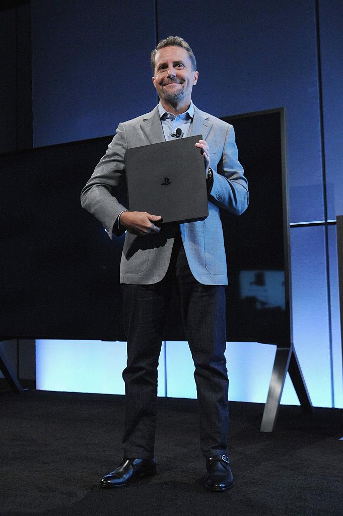 PlayStation 4 Pro at PlayStation Meeting 2016