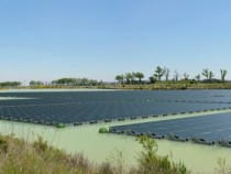 Hydrelio Floating Solar Panels