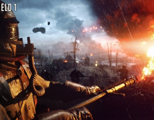 EA recently announced that an exclusive skin will be available to Battlefield 1 players.