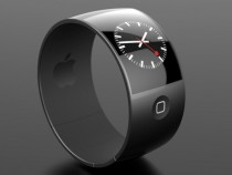 iWatch mock-up