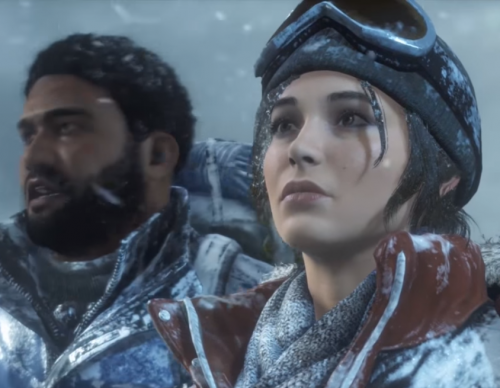 Rise of the Tomb Raider PS4 Gameplay ... FINAALLLYYYY !!!