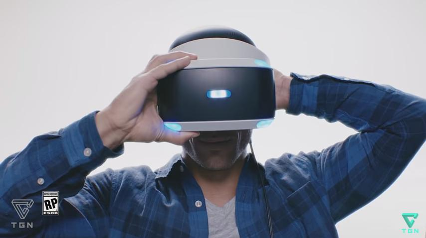 What The PlayStation VR Experience Is Really Like: Pitfalls And Benefits