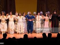 Aladdin Opening Night - Sydney