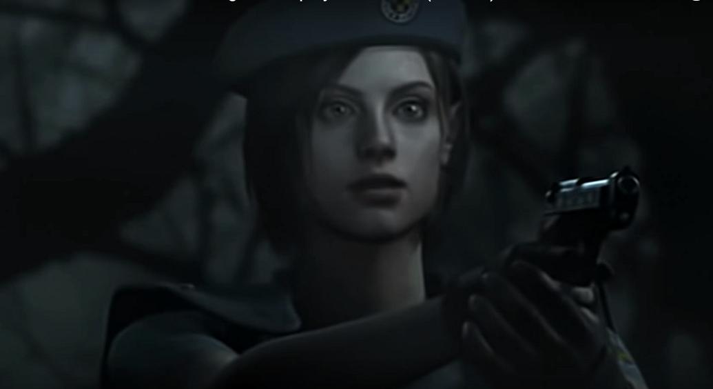 Resident Evil Remastered Walkthrough Gameplay Part 1 - Jill (PS4 PC)