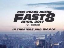New Roads Ahead: Fast 8