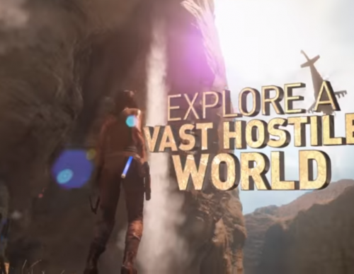 [NA] Rise of the Tomb Raider: 20 Year Celebration Launch Trailer