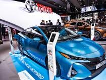 Toyota recalls due to prius fautly brakes