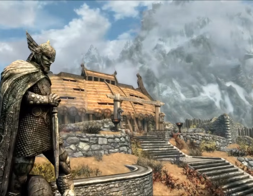 The Elder Scrolls Skyrim Remastered Trailer (E3 2016)