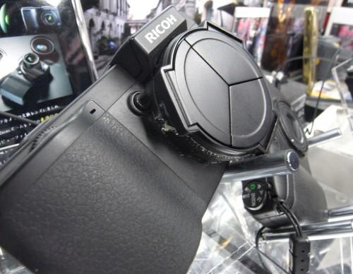 A Ricoh Camera