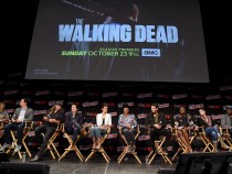 AMC presents 'The Walking Dead' at New York Comic Con