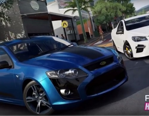 Forza Horizon 3 Windows 10 PC Demo