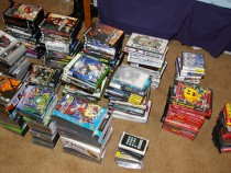 Towers of Video Games