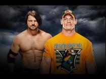 AJ Styles Versus John Cena A Match Made In Heaven