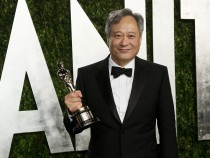 Ang Lee, winner of Best Director for Life of Pi
