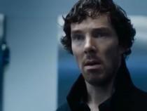 Benedict Cumberbatch in BBC series