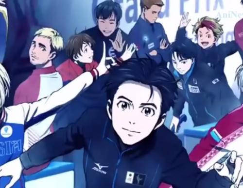 Yuri!!! on Ice New Trailer