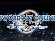 'Sword Art Online: Hollow Realization'