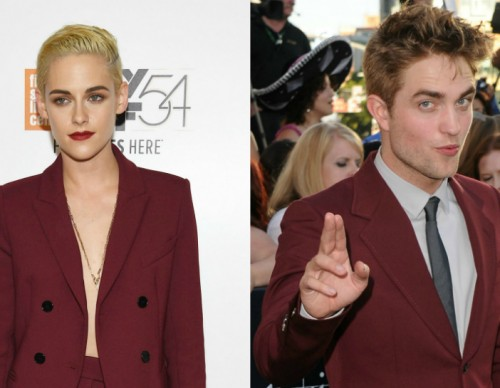 Kristen Stewart, Robert Pattinson Donned The Same Suit? Actress Still Inspired By Ex-Boyfriend?