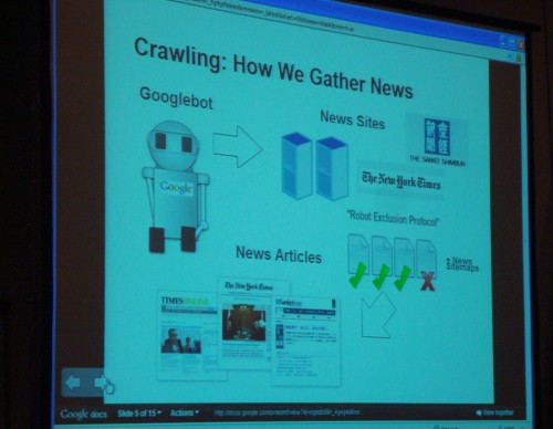 How Google News Works?