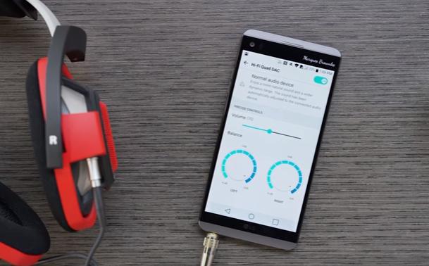 OnePlus 3, Galaxy S7 Edge, iPhone 7, LG V20