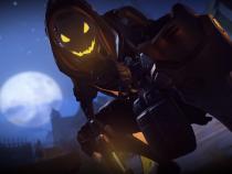 Welcome to the Overwatch Halloween Terror