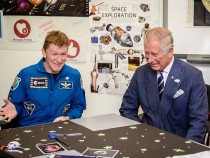 The Prince Of Wales Visits Bristol