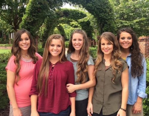 19 Kids And Counting': Jessa Duggar Shares Preggy Photos While Jill Hides Her Baby Bump? Anna Expecting 5th Child