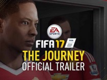 FIFA 17 reveals new narrative mode, The Journey