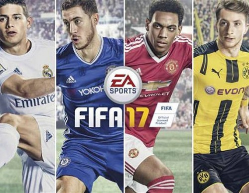 FIFA 17: Master This Formation To Score Lots Of Goals