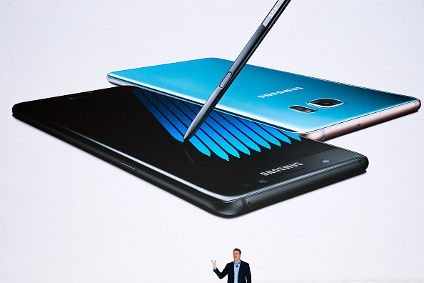 Samsung's Note 7 Explosion Debacle: Android's Best Alternatives