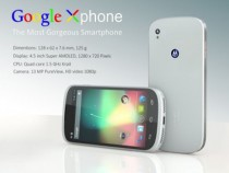 Google X Phone Concept Rendering