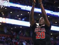 Chicago Bulls v Boston Celtics
