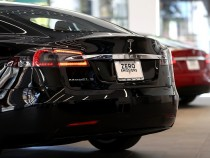 LAPD To Use Tesla Model S Police Car Over BMW i3 For High-Speed Chases
