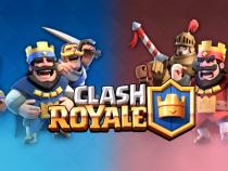 Clash Royale HD Wallpaper, Speed Art - Red vs Blue - 2016