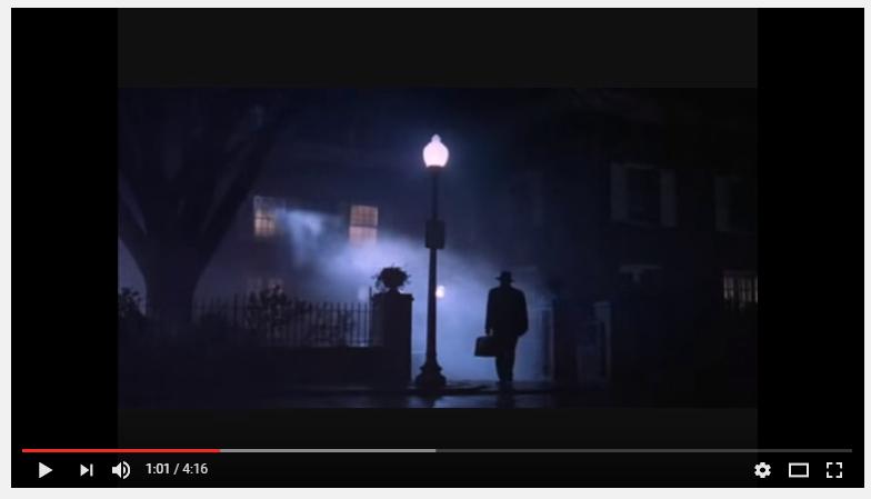 the exorcist 1973 Trailer