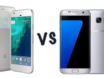 Google Pixel XL vs Samsung Galaxy S7