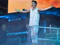 Justin Bieber Performs at the Verizon Center in Washington, D.C.