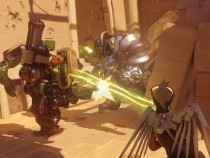 Overwatch Pro Match Winner Used Bastion To Wipe Out Competition