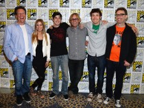 'Annoying Orange' Press Room - Comic-Con International 2013