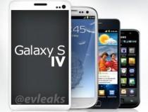 Galaxy S4 @evleaks Fake