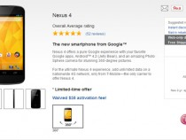 T-Mobile Offering Nexus 4 For Just $49.99