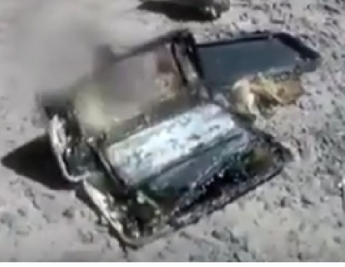 iPhone 7 Apparently Exploded and Destroyed A Car in Australia