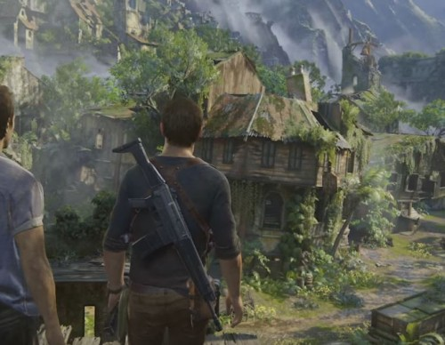 Uncharted 4: The Lost Legacy Has A Very Surprising And Unlikely Pairing