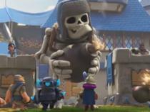 Clash Royale: Giant Skeleton